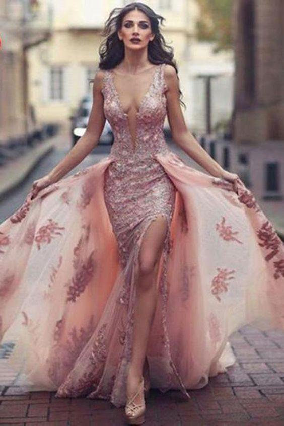 robes de soirée sélectionnées pour l'année 2019