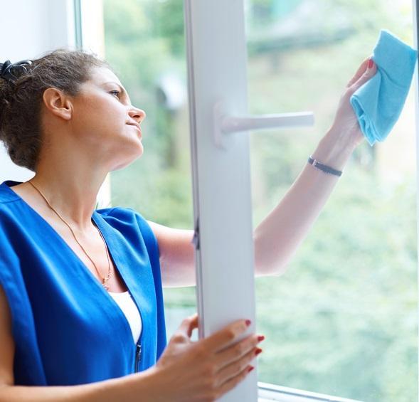 Comment bien laver les vitres