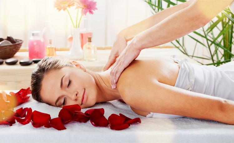Le déroulement d'une séance de massage dans un spa