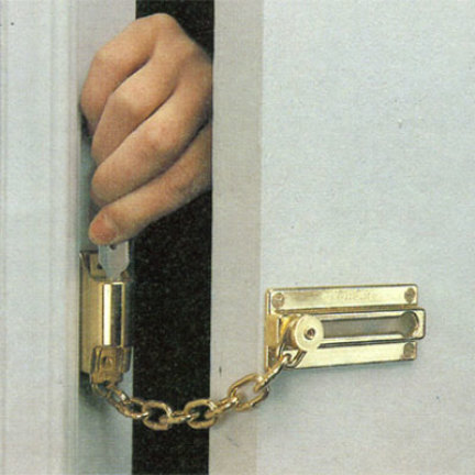 Quelle est la chaîne de porte la plus sûre à utiliser