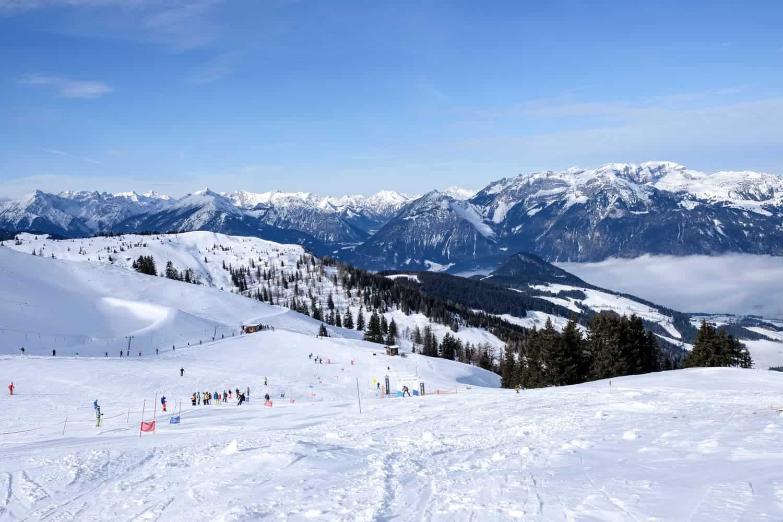 Alpbachtal Wildschönau, Autriche