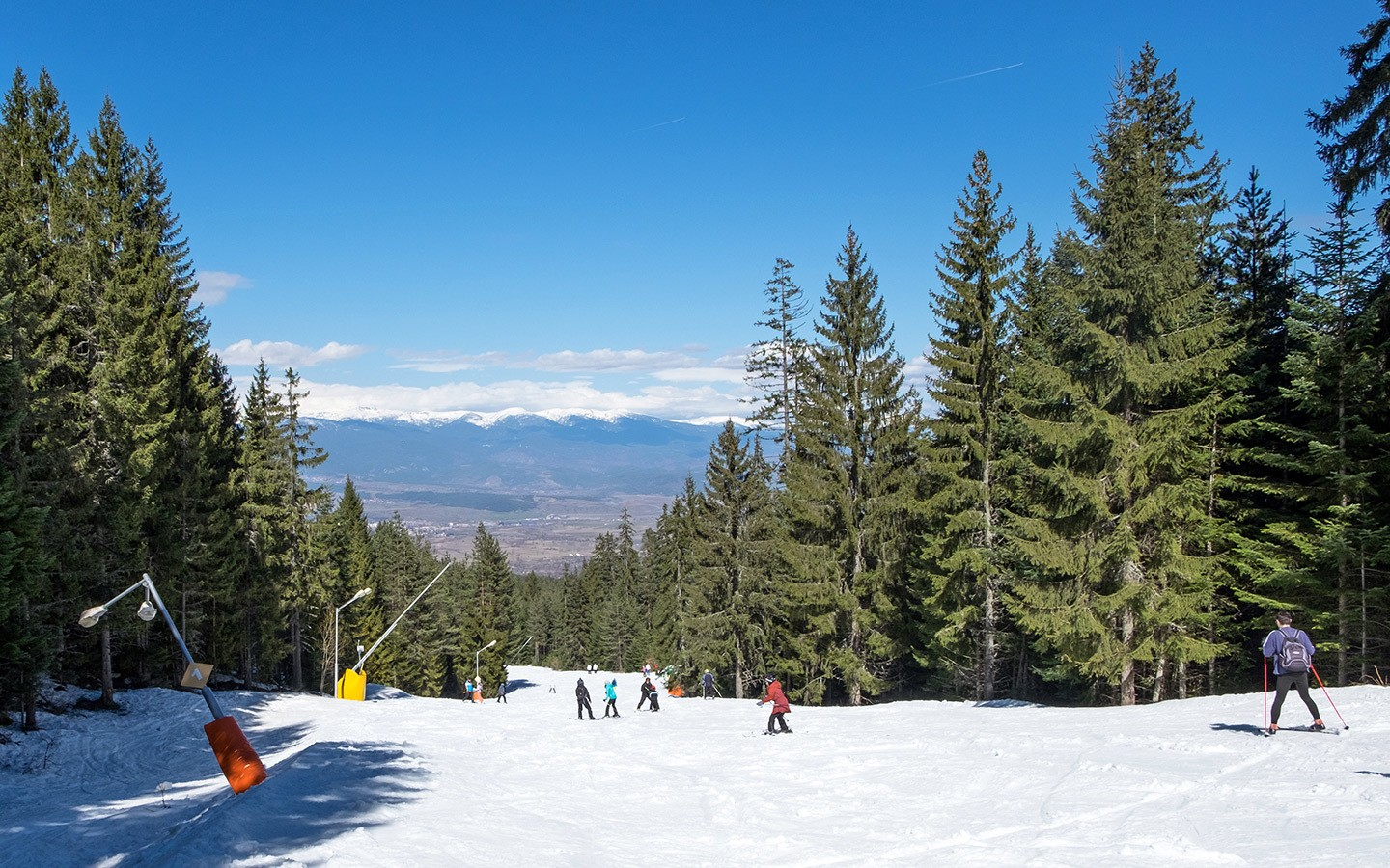 Borovets Resort, Bulgarie