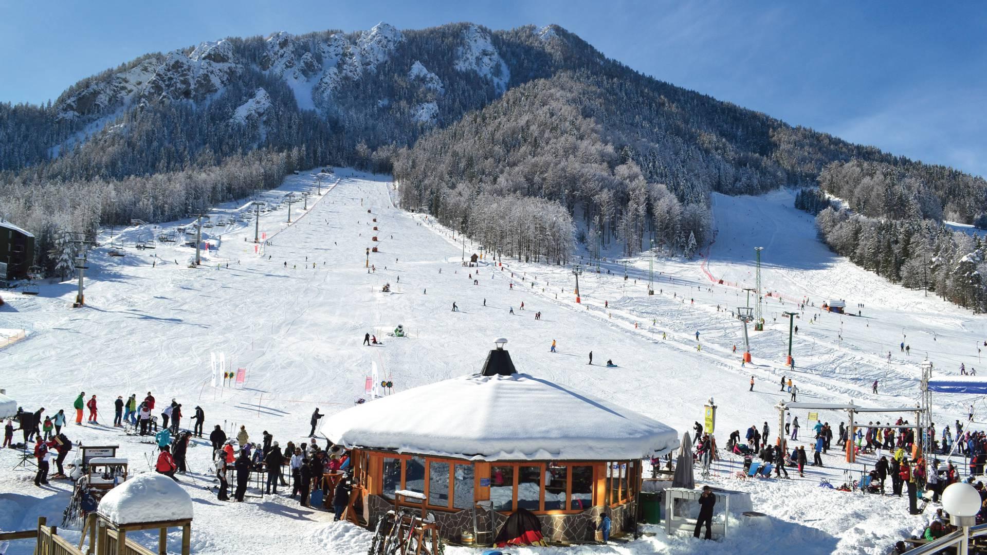 Kranjska Gora, Slovénie