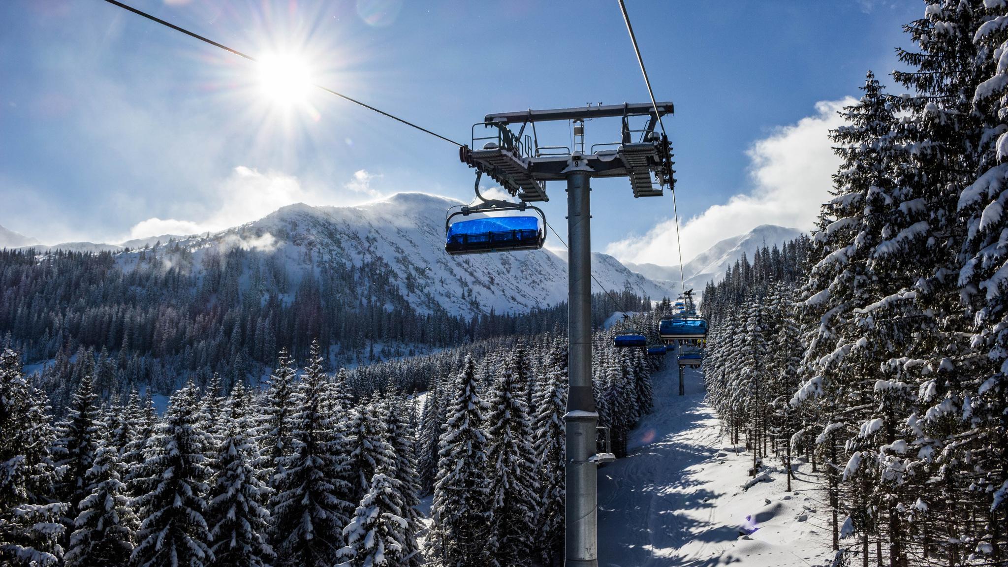 SkiStar Vemdalen, Suède