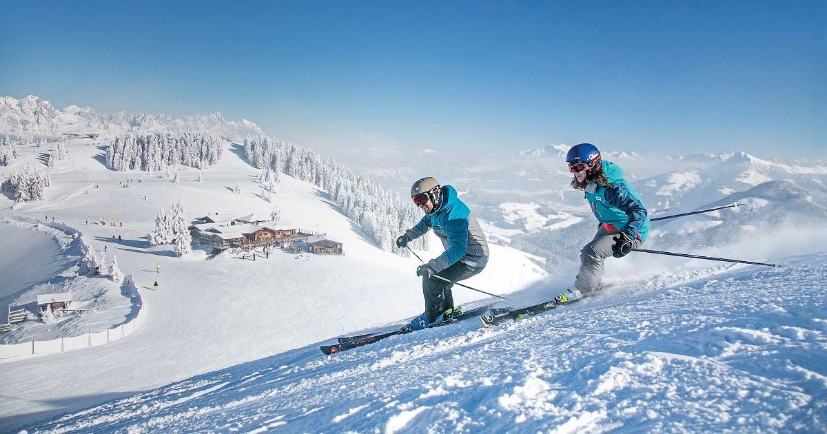SkiWelt Söll, Autriche