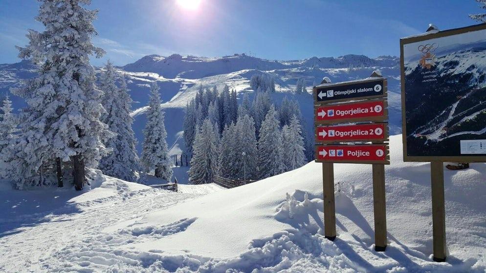 Station De Ski De Jahorina, Bosnie
