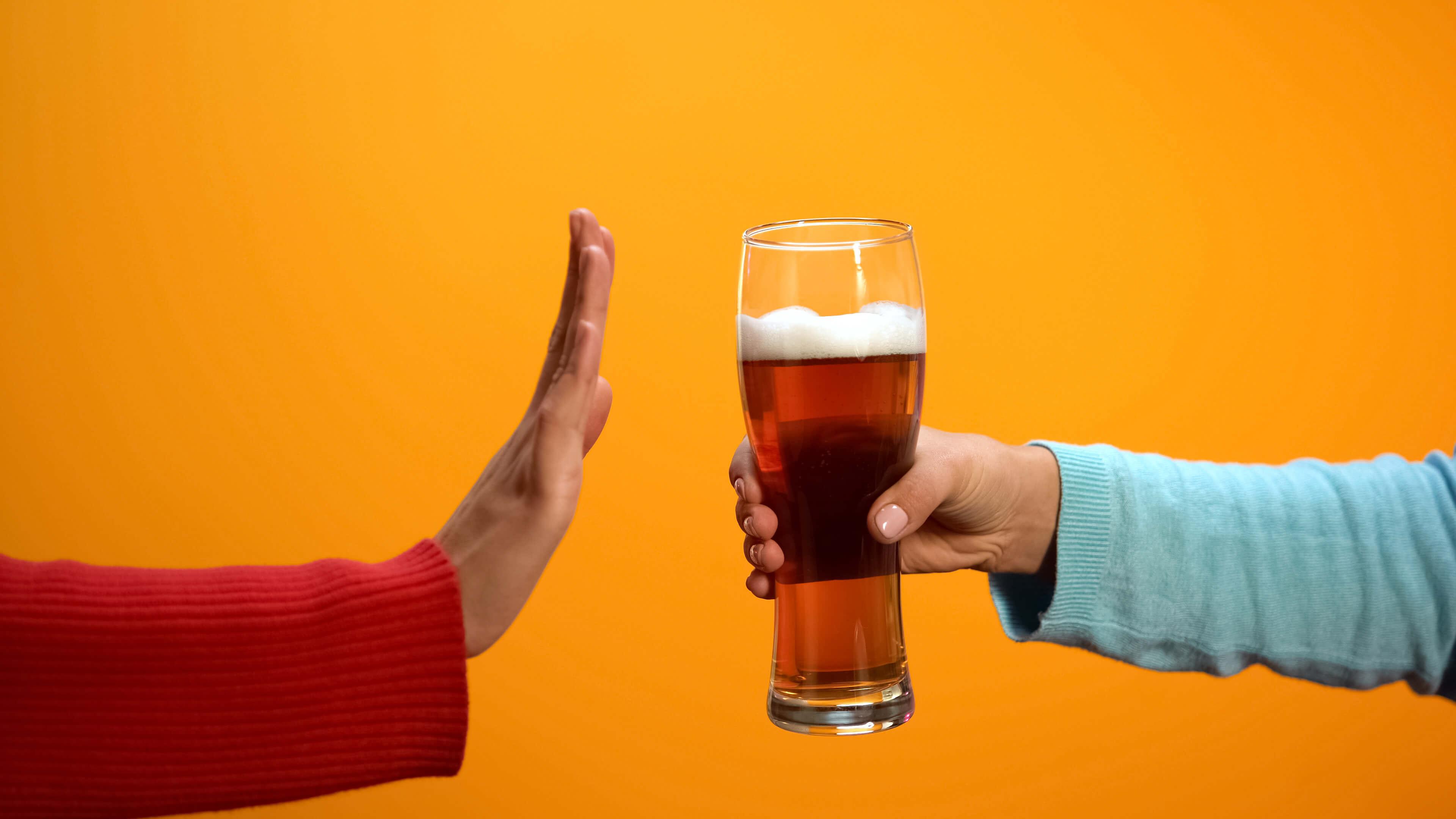 Abandonner l'alcool
