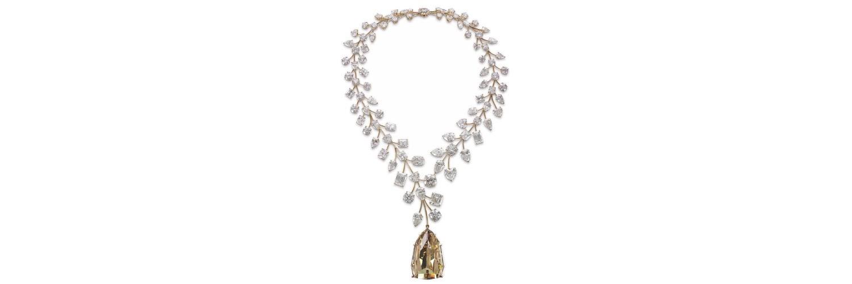 Collier de diamants L'Incomparable - 55 millions de dollars