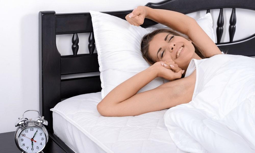 Dormez plus / moins