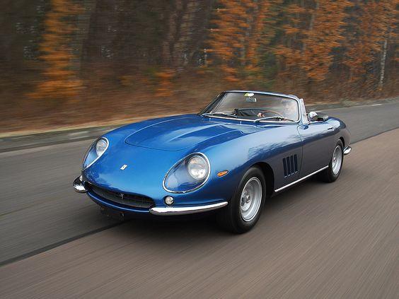 Ferrari 275 GTB / 4 S NART Spider - 27 500 000 $ (23083362,50 €)