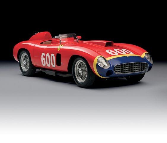 Ferrari 290 MM - 28 050 000 $ (23545029,75 €)