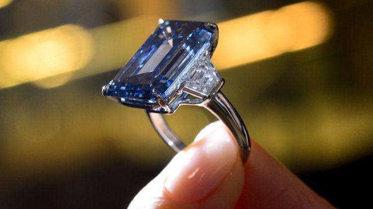 Oppenheimer Blue - 57,5 millions de dollars