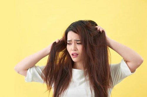 perte de texture naturelle des cheveux
