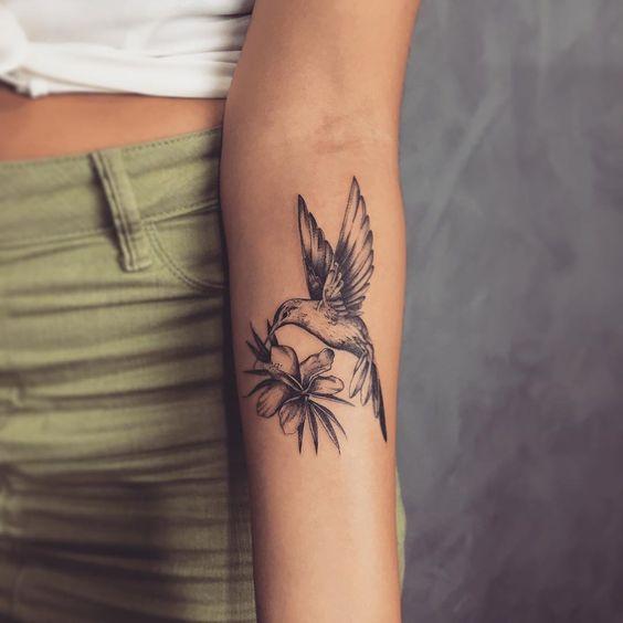 tatouage d'oiseaux