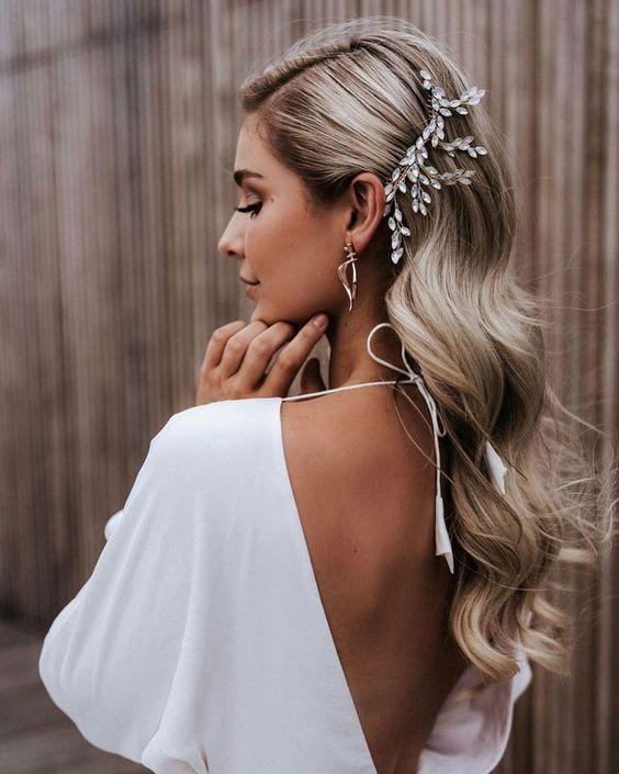 coiffures de mariage