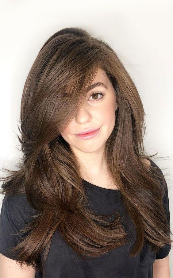 coupe cheveux longs femme