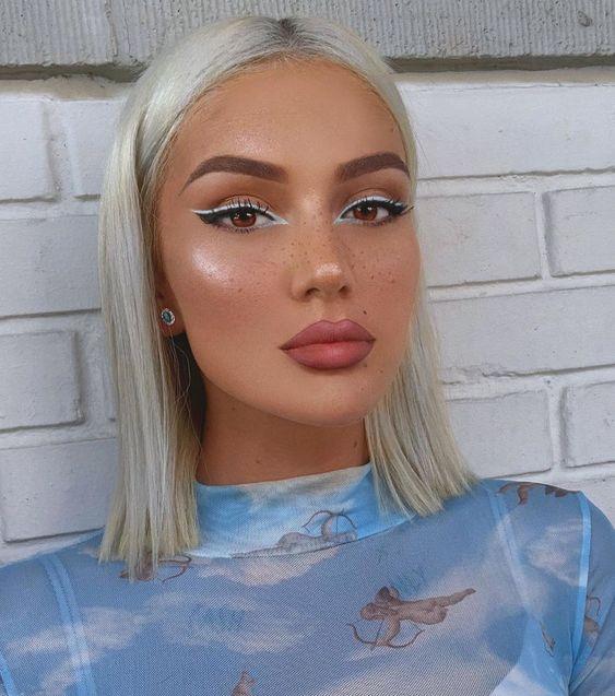 maquillage pour l'été