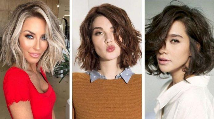 20 Meilleures coupes de cheveux courtes ondulées pour les femmes