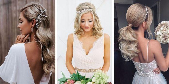20 coiffures de mariage chics pour cheveux courts