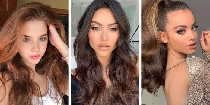 20 couleurs de cheveux d'été pour les femmes