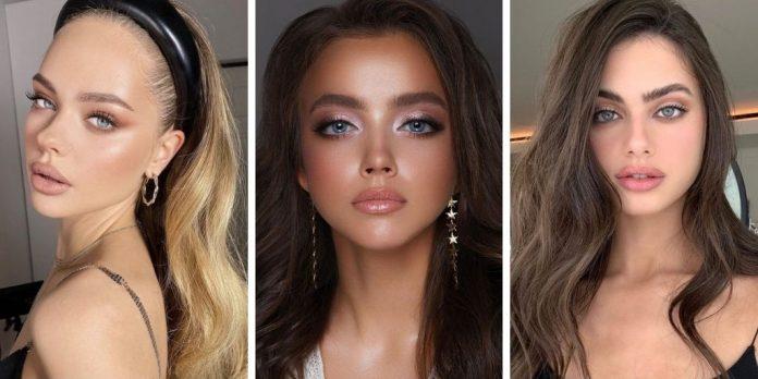 20 meilleures idées de maquillage pour les yeux bleus